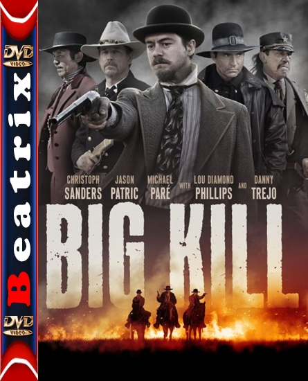 Big Kill: Miasto bezprawia---Big Kill (2019) [BDRip.XViD-OzW] [Lektor PL] [Beatrix]