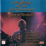 ART BLAKEY & THE JAZZ MESSENGERS - LIVE AT KIMBALL'S (1986) [FLAC] [FALLEN ANGEL]