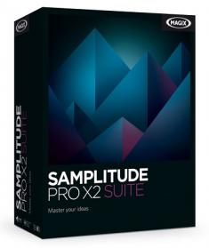 MAGIX SamPLitude Pro X2 Suite 13.2.0 Build 205 [ENG] [Cracked Tracer] [+Update Patch] [AT-TEAM]