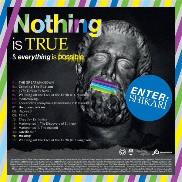 Enter Shikari - Nothing is True & Everything is Possible  (2020) [FLAC]