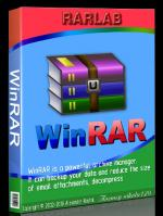 WinRAR 5.50 [ENGlish] [x84 + x64] + Universal Patch - Crackingpat...