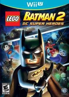 LEGO BATMAN 2: DC Super Heroes (2013) [MULTi4-ENG] [WiiU] [USA] [License]