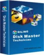 QILING Disk Master Technician 4.6 (x32/x64)[ENG] [Patch] + WinPE