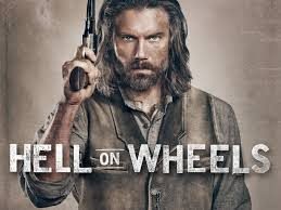 Hell on Wheels(2011-2016) [Sezon 1 2 3 4,5] [HDTV XviD] [Lektor polski i napisy] [Montezuma]