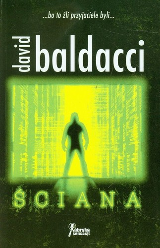 David Baldacci - Michelle Maxwell i Sean King (tom 5) Ściana [PL] [PDF, MOBI, EPUB] [FIONA9]