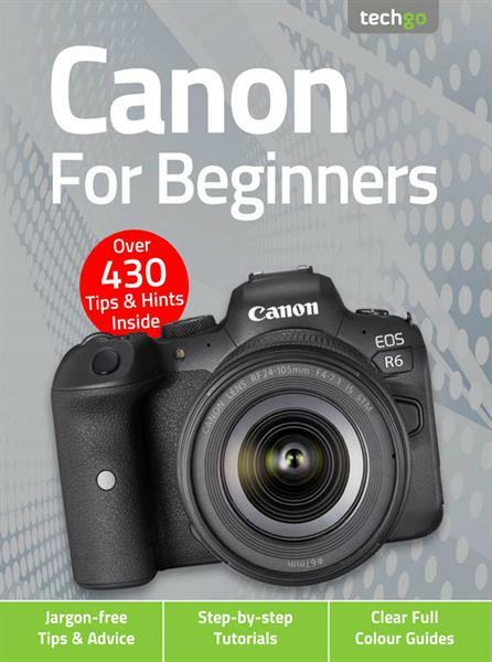 TechGo Canon For Beginners – 5th Ed. 2021  [ENG] [PL] [PDF] [sfpi] [FIONA9]