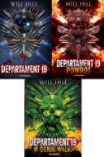 Will Hill - cykl Departament 19 (tom 1-3) [ebook PL] [epub mobi pdf azw3]