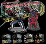 Iron Maiden - The Studio Collection (Box Set 4 CD, 1980-1983, Remastered 2015) (2018) [Flac]