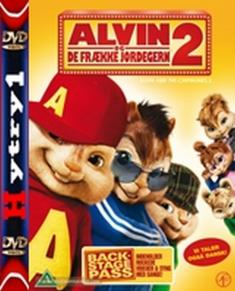Alvin I Wiewiórki 2 Alvin And The Chipmunks 2 (2009) [DVDRip] [XViD] [AAC] [Dubbing PL] [H1]