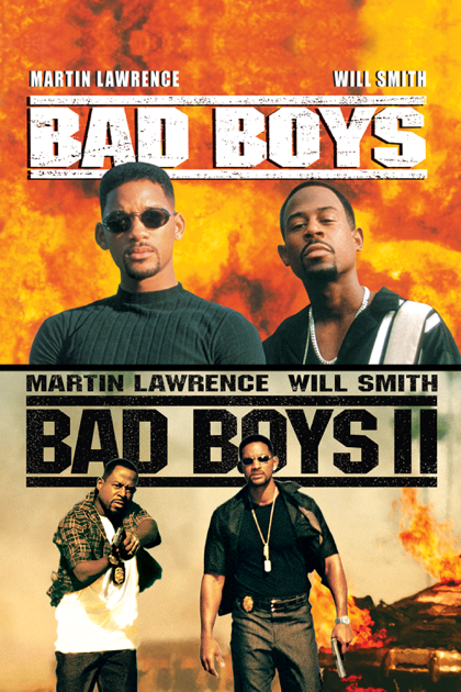 Bad Boys (1995-2003) [Remastered] [m1080p] [BluRay.x264-DENDA] [AC-3] [Lektor PL]