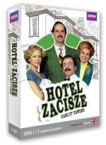 HOTEL ZACISZE [FAWLTY TOWERS] SERIA 1 [ODC. 1-6] (1975/2012) [DVD9] [FALLEN ANGEL]