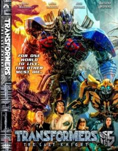 Transformers: Ostatni Rycerz / Transformers: The Last Knight (2017) [MULTi] [PAL] [DVD9-FOX] [Napisy i Dubbing PL]