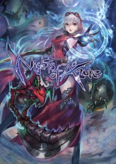 Nights of Azure *2017* [EXE] [ENG] [+Update 1] [FitGirl]