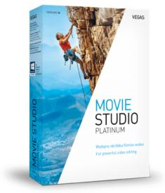 MAGIX VEGAS Movie Studio PLatinum 14.0.0 Build 122 - 64bit [PL] [Crack V.R.] [azjatycki]