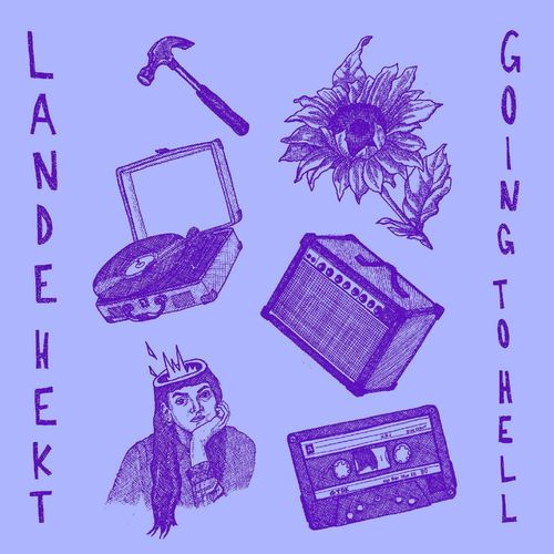 Lande Hekt - Going to Hell (2021) [mp3@320]