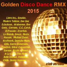 VA - Golden Disco Dance RMX (2015) [mp3@320kbps]