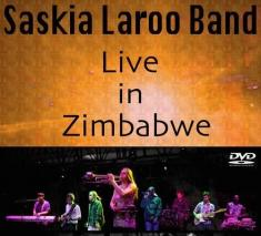 SASKIA LAROO BAND - LIVE IN ZIMBABWE 2013 (2014) [DVD5] [FALLEN ANGEL]