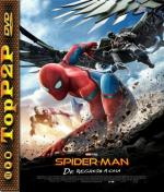 Spider-Man: Homecoming (2017) [BDRip] [x264] [AC3-KiT] [Lektor PL]