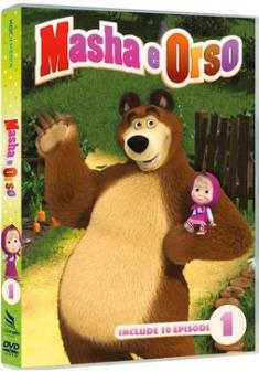 Masha and the Bear - Masha e Orso s01e01-10 (2009) [DVD5 - Ita Ac3 2.0]