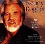 Kenny Rogers - 20 Great Love Songs (1998) (musicfromrizzo) [MP3@320]