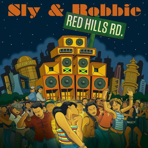 Sly & Robbie - Red Hills Road (2021)[FLAC-24bit]