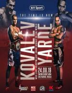Sergey Kovalev Vs Anthony Yarde (2019 08 24) [480p x264-mSD] [ENG]