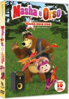 Masha and the Bear - Masha e Orso - Rock Star (2012-2013) [DVD5 - Ita Ac3 2.0]