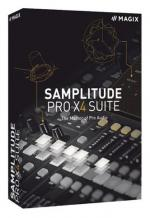 MAGIX SamPLitude Pro X4 Suite 15.2.0 Build 382 [ENG] [Crack] [+Update Patch] [azjatycki]