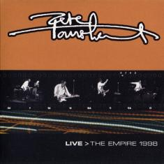 Pete Townshend - Live The Empire 1998 [2CD] (2000) [FLAC]