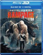 Rampage: Dzika furia/Rampage 3D (2018)[BDRip 1080p x264 by alE13 AC3/DTS] [Dubbing i Napisy PL/ENG/Fre/Rus] [ENG]