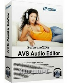 AVS Audio Editor 8.1 + FLAC To MP3 4.0 (x86X64) PL/ENG Portable