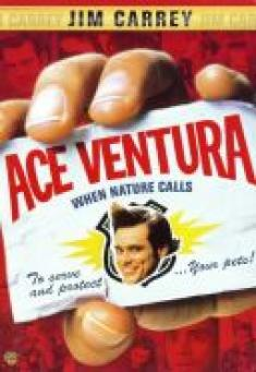 Ace Ventura: Zew natury / Ace Ventura: When Nature Calls (1995) [BRRip] [XviD-GR4PE] [Lektor PL]