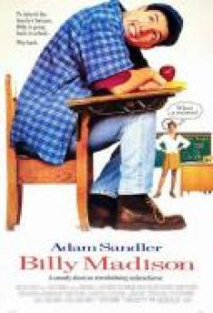 Billy Madison (1995) [DVDRip.XviD] [Lektor PL]