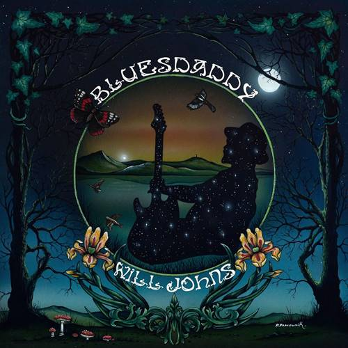 Will Johns - Bluesdaddy (2021) [mp3@320]