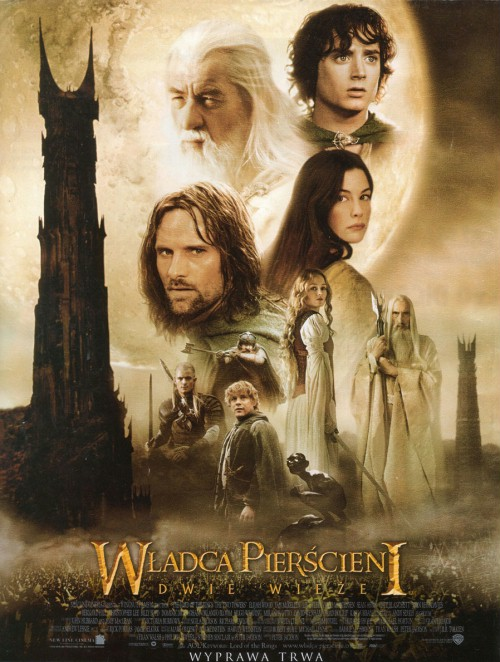 Władca Pierścieni Dwie wieże / The Lord of the Rings The Two Towers (2002) [MINI4K] [EXTENDED]  [2160p.BluRay.HDR.HEVC.AC3] [Lektor + Napisy PL]