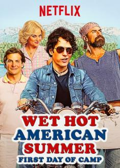Wet Hot American Summer: First Day of Camp [Sezon 1] [NF] [720p] [WEBRip] [X264-AC3] [Lektor PL]
