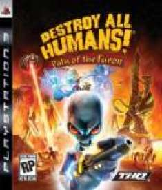 Destroy All Humans!: Path of the Furon [EUR] [ENG]