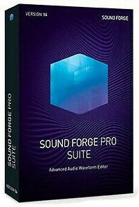 MAGIX SOUND FORGE Pro Suite 14.0.0 Build 111 - 64bit [ENG] [Crack pawel67] [azjatycki]