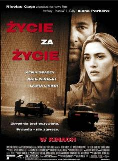 Życie za życie / The Life of David Gale (2003) [BRRip] [XviD] [AC3-LTN] [Lektor PL]