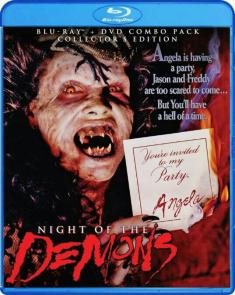 Noc demonów-Night of the Demons (1988)[BDRip.1080p.x265-HEVC-by alE13.AC3/DTS] [Lektor i Napisy PL/ENG] [ENG]