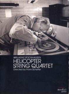 Karlheinz Stockhausen - Helicopter String Quartet *1995* [DVD9] [NTSC]