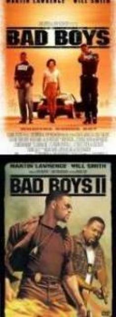 Bad Boys 1-2 *1995-2003* [720.BRRip.XviD.AC3-TLRG] [Lektor PL]