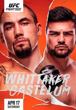 UFC Fight Night Whittaker vs Gastelum Prelims [720p] [WEB-DL] [H264.Fight-BB] [ENG]