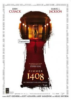 1408 (2007) [BRRip] [XviD-MiaX] [Lektor PL]
