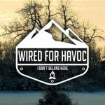 Wired For Havoc - I Don't Belong Here (2018) [mp3@320]
