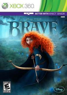 Brave: The Video Game  (2012) [ENG] [Xbox360] [RF] XGD2] [+KINECT] [iso]
