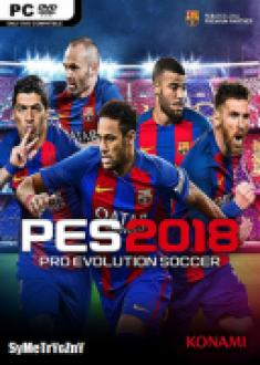 Pro Evolution Soccer 2018 - FC Barcelona Edition *2017* - V1.0.1.02 [MULTi2-ENG] [R.G MECHANICS] [EXE]