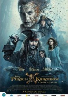 Piraci z Karaibów Zemsta Salazara - Pirates of the Caribbean Dead Men Tell No Tales*2017*[3D.SBS] [1080p] [BluRay] [H264] [AC3] [Dubbing PL]