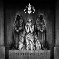 LACRIMOSA - TESTIMONIUM (2017) [MP3@320] [FALLEN ANGEL]