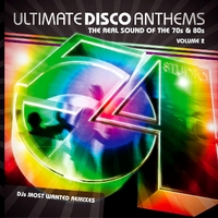 Studio 54 Ultimate Disco Anthems-DJ's Most Wanded Remixes vol. 2 (cd compilation '2011)-(flac)